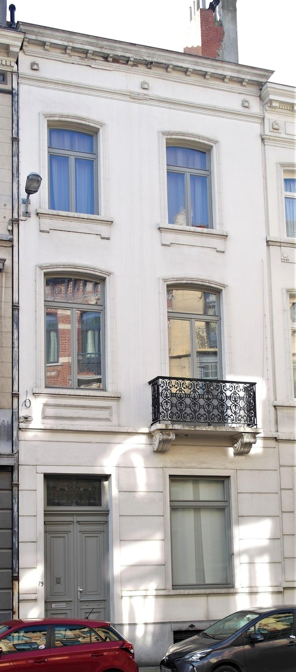 Rue du Marteau 79, 2020