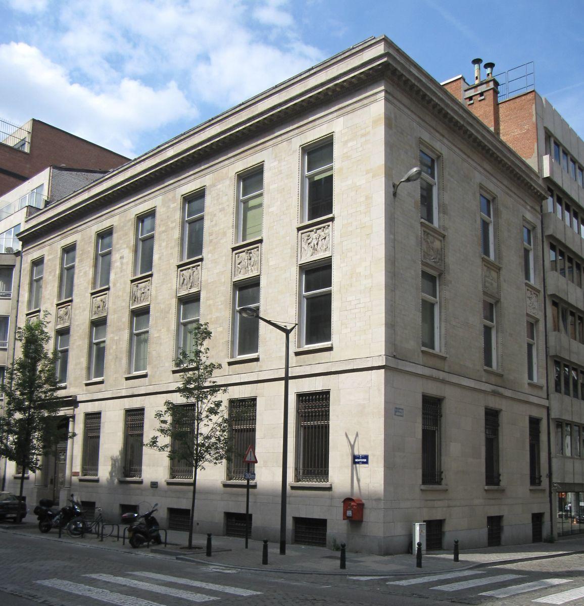 Montoyerstraat 8, 2009