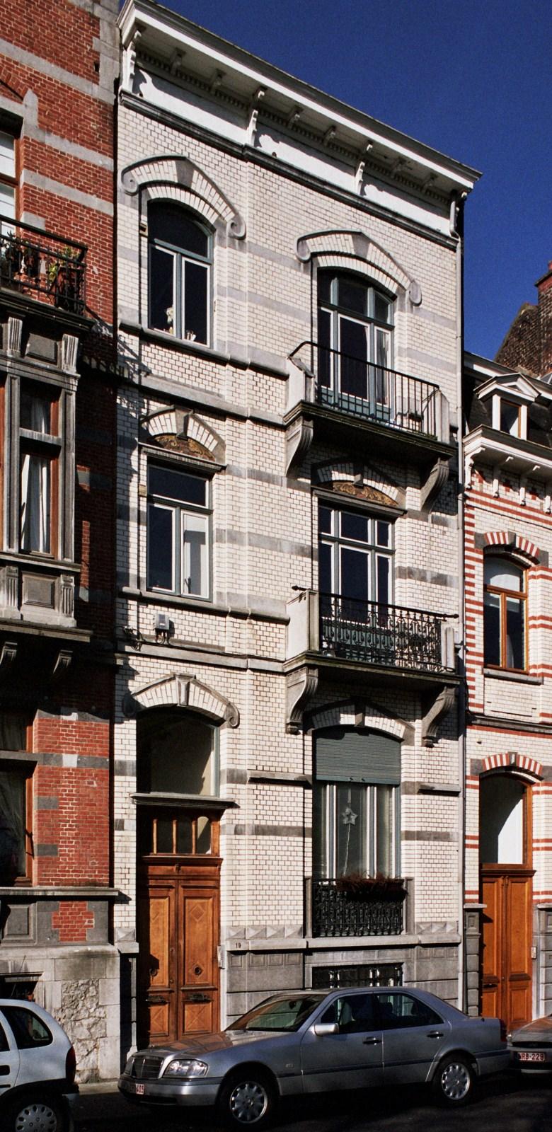 Rue Newton 19., 2008