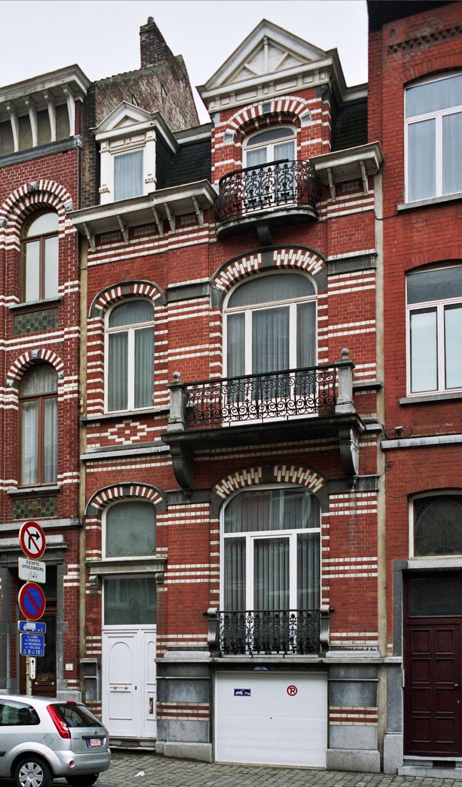 Rue du Noyer 37., 2008