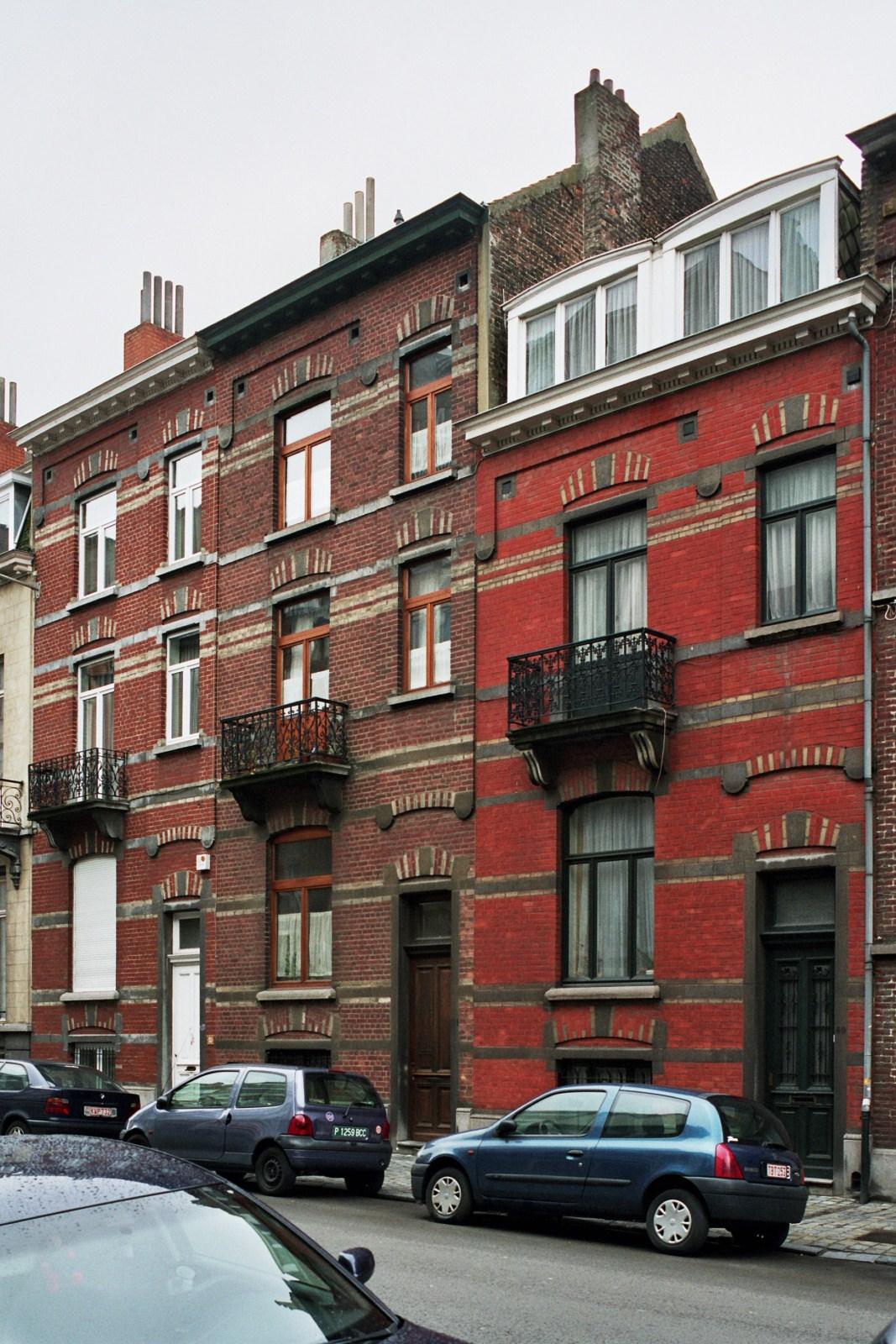 Rue du Noyer 53, 51 et 49., 2008