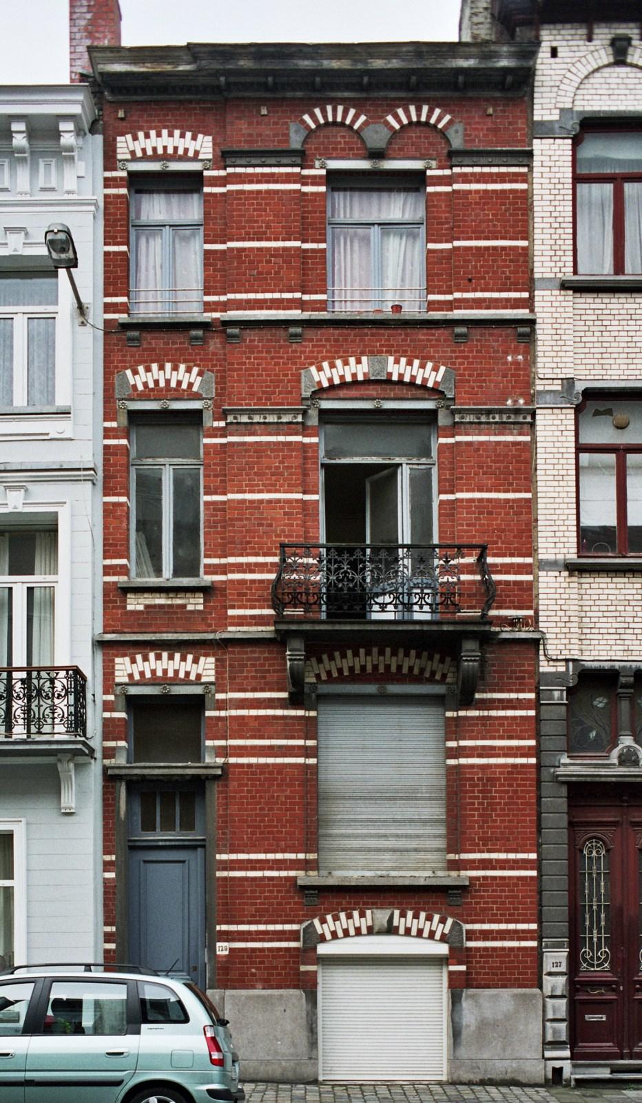 Rue du Noyer 129., 2008