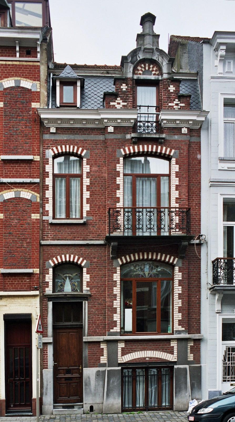Rue du Noyer 133., 2008