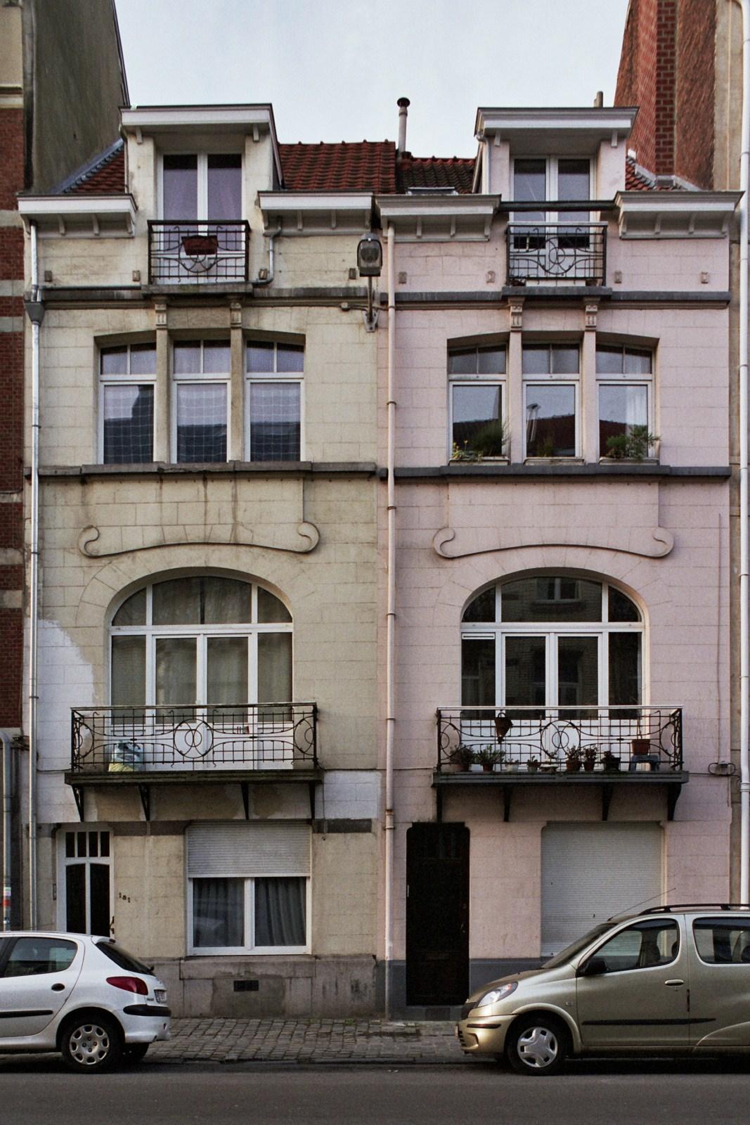 Rue du Noyer 181, 179., 2008