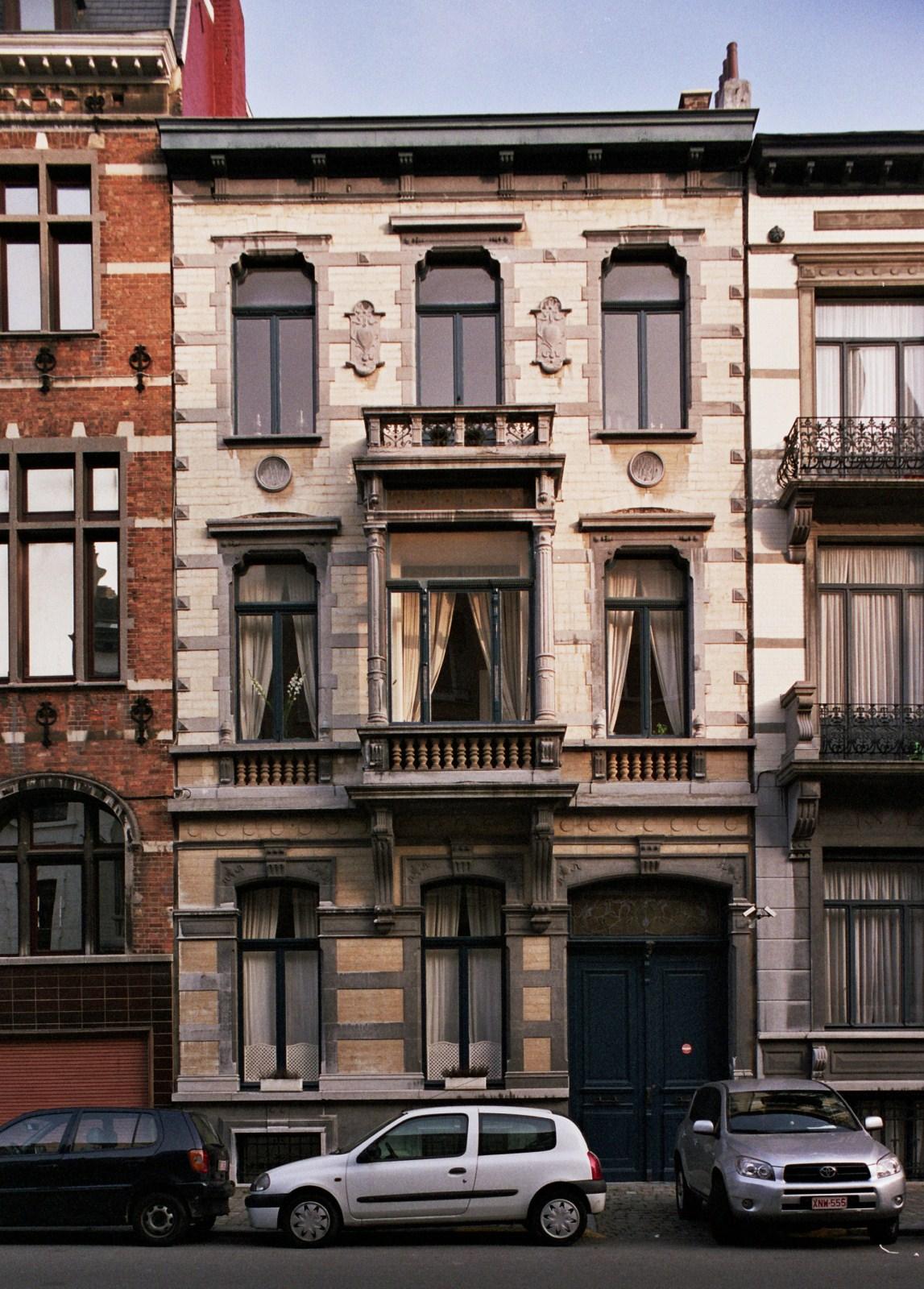 Rue Ortelius 14., 2007
