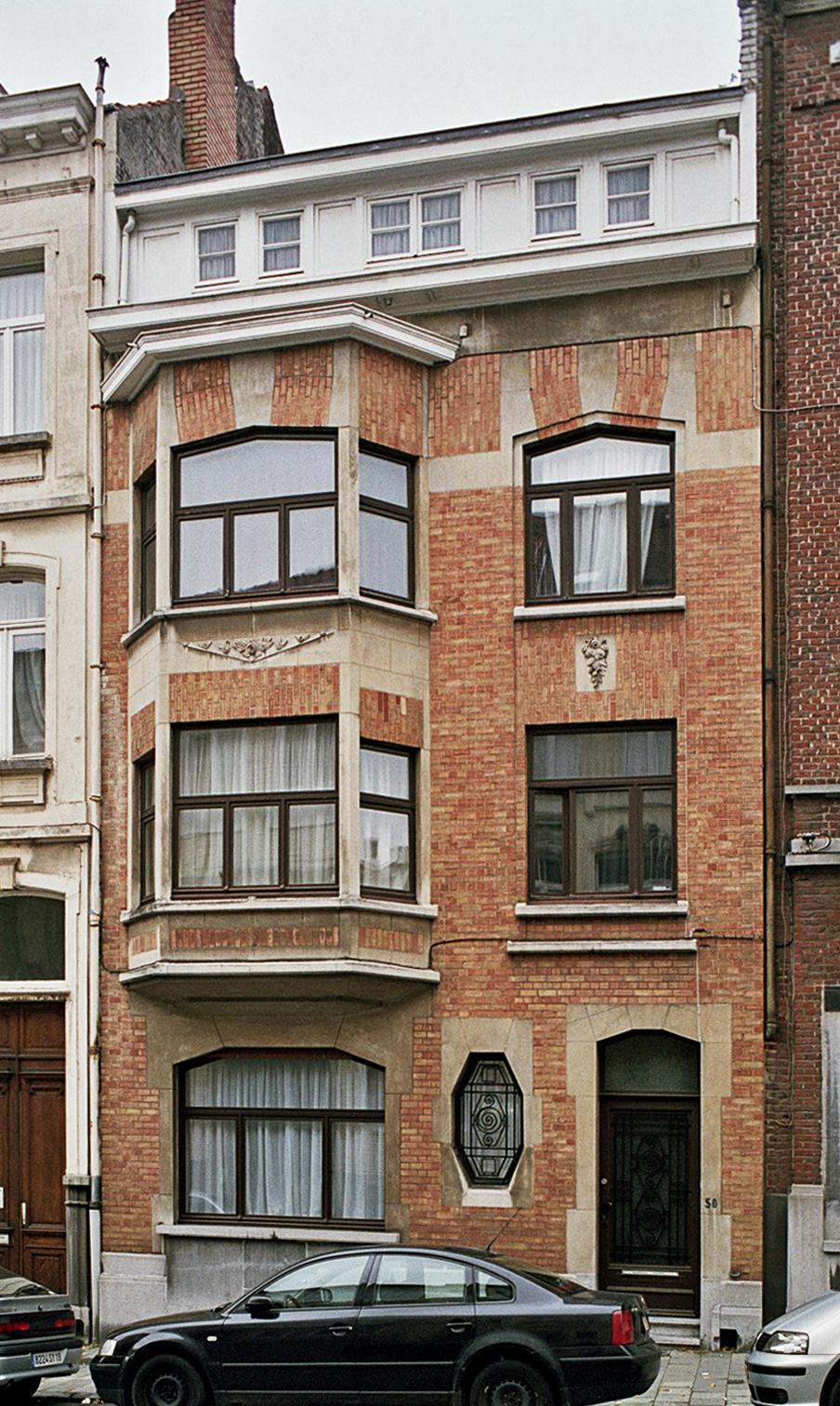 Rue de la Pacification 50., 2009