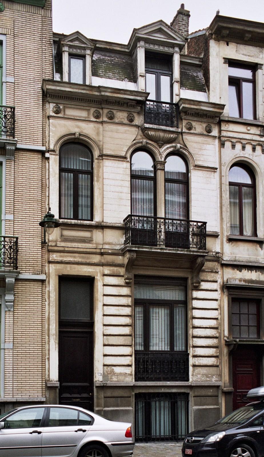 Rue des Patriotes 29., 2008