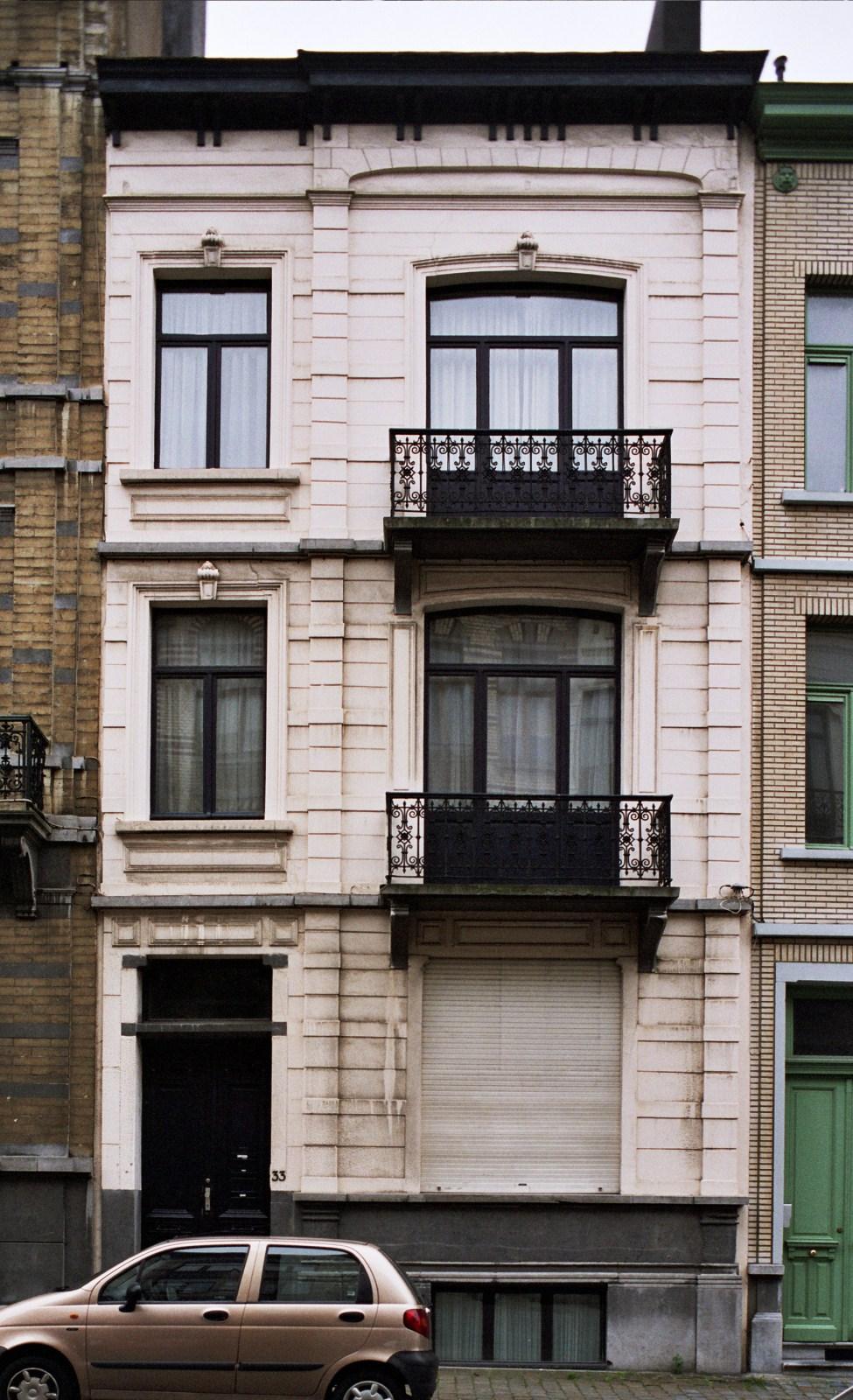 Rue des Patriotes 33., 2008