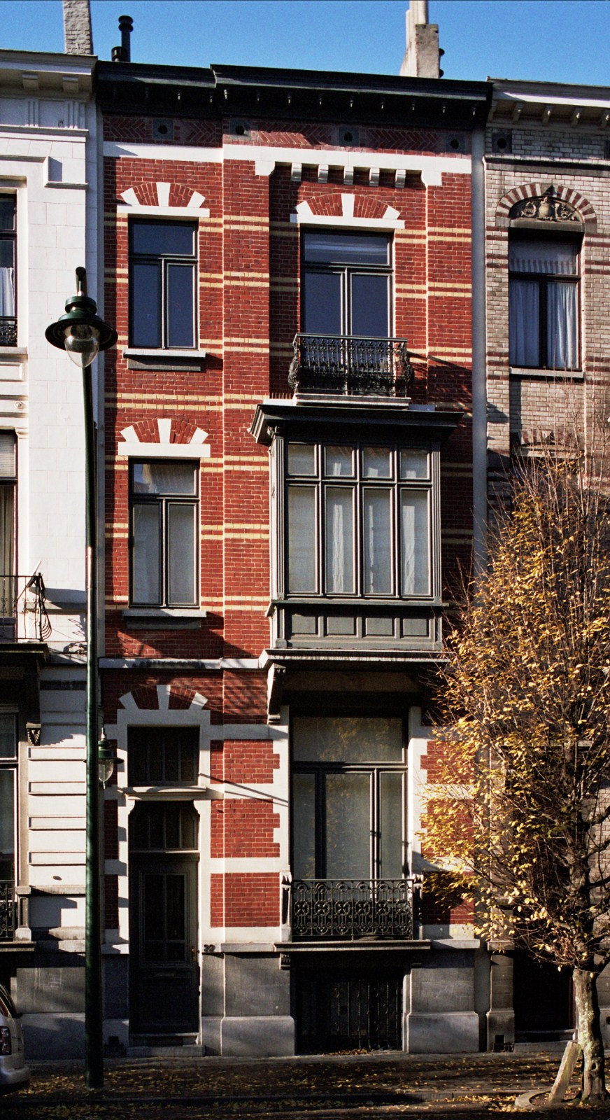 Rue de Pavie 22., 2007
