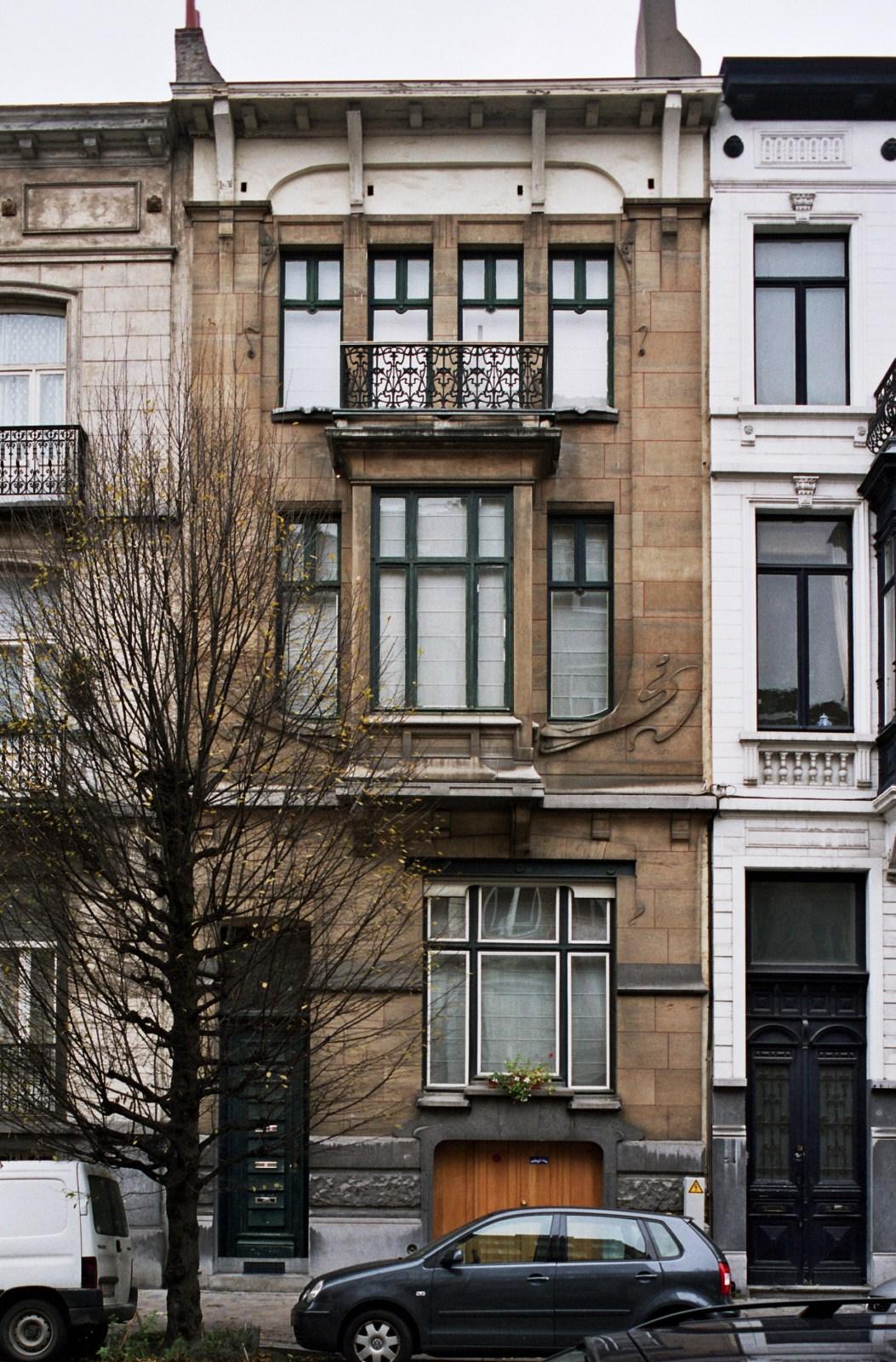 Rue de Pavie 32., 2007