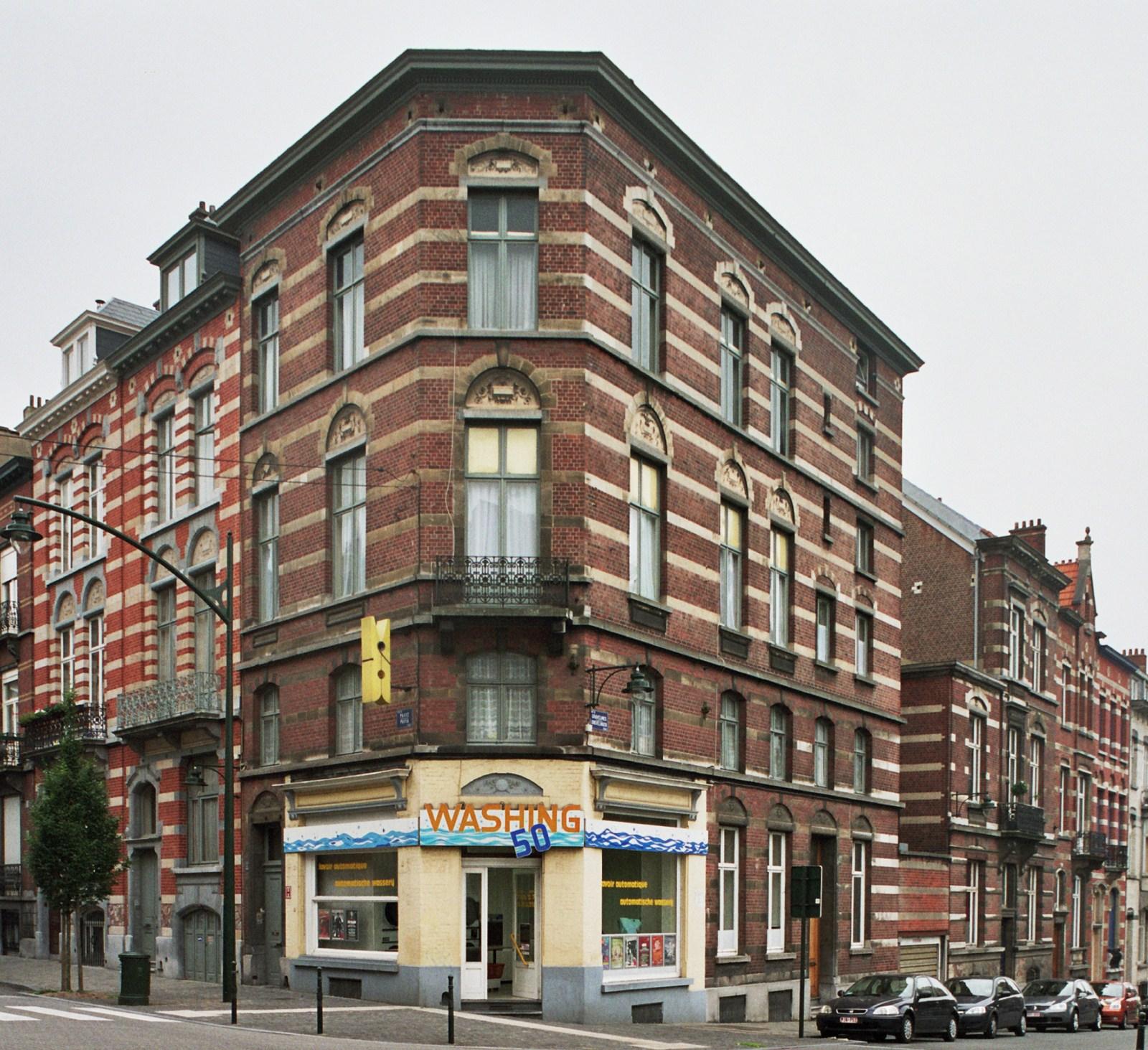 Rue de Pavie 44 à 48-50 et rue de Gravelines 75 à 69., 2008