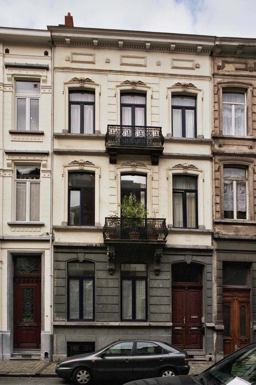Rue Philippe le Bon 60., 2007