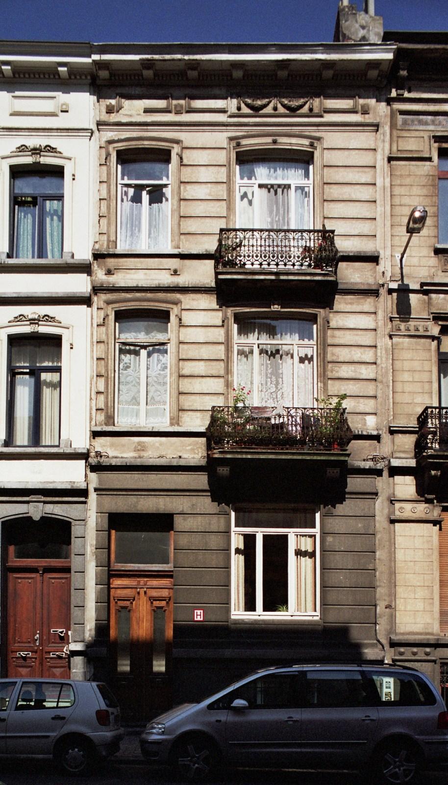 Rue Philippe le Bon 62., 2008