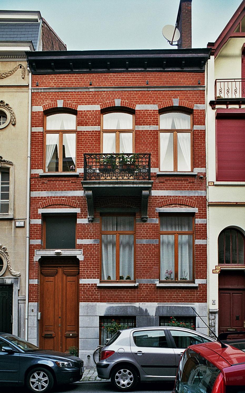 Rue Rembrandt 6., 2009