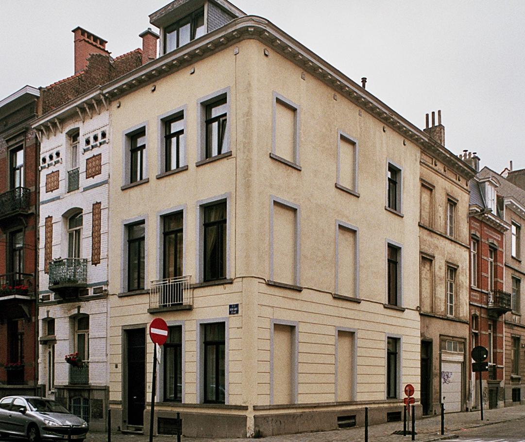 Rue Rembrandt 14, 16 et rue Léonard de Vinci 22, 24., 2009