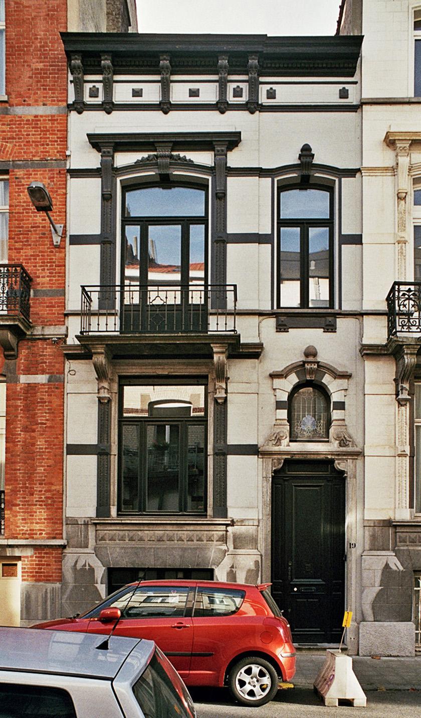 Rue Rembrandt 19., 2009