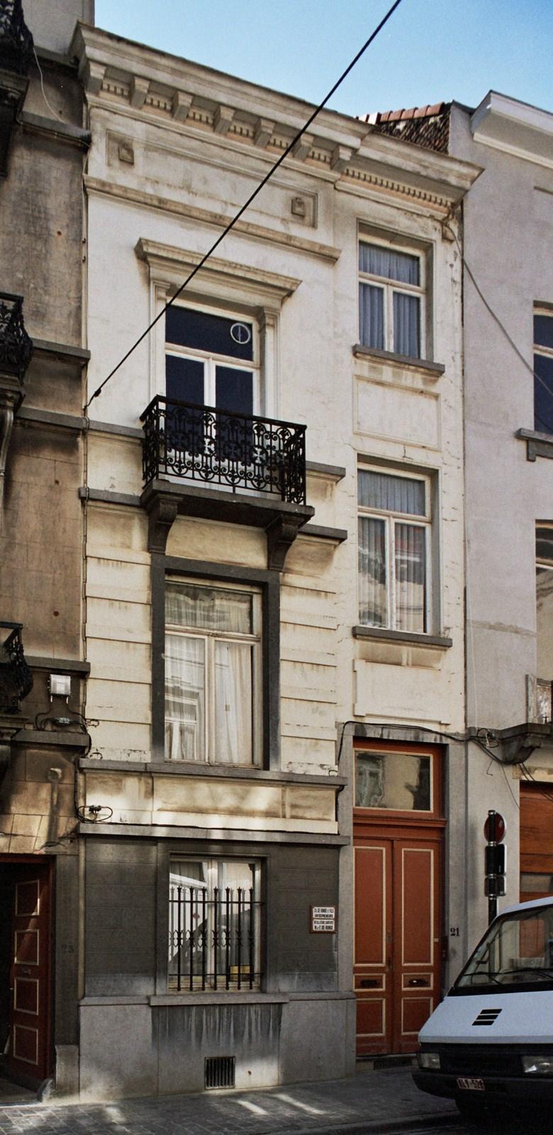 Rue Saint-Quentin 21., 2008