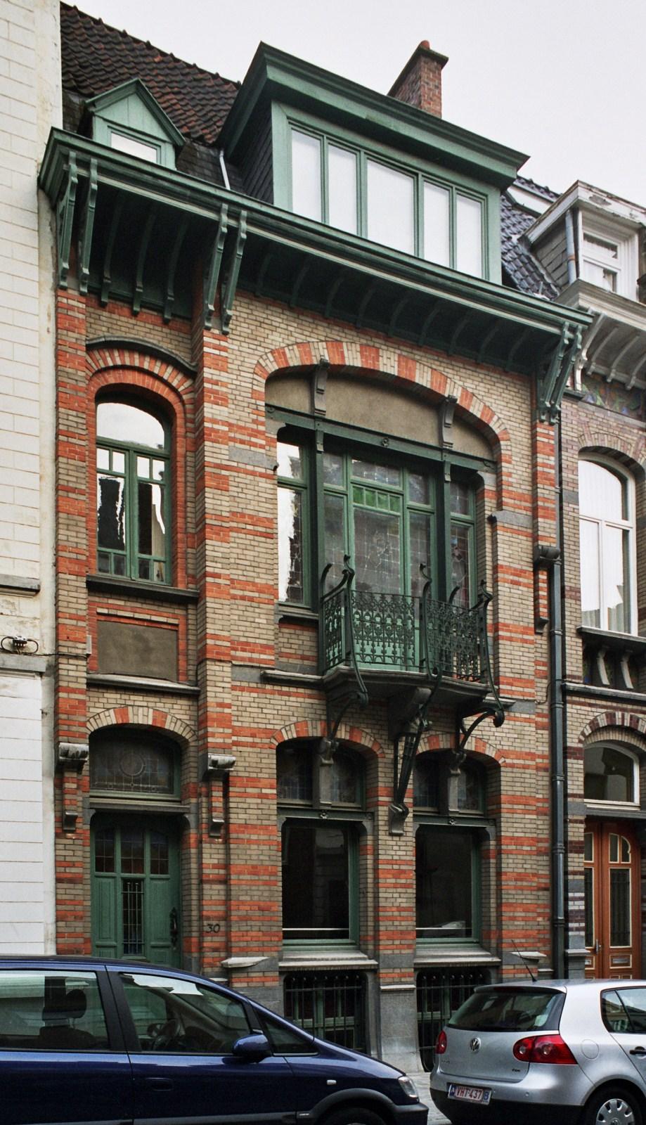 Saint-Quentinstraat 30., 2008