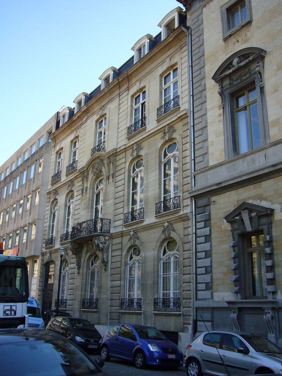 Rue de la Science 35, 2009