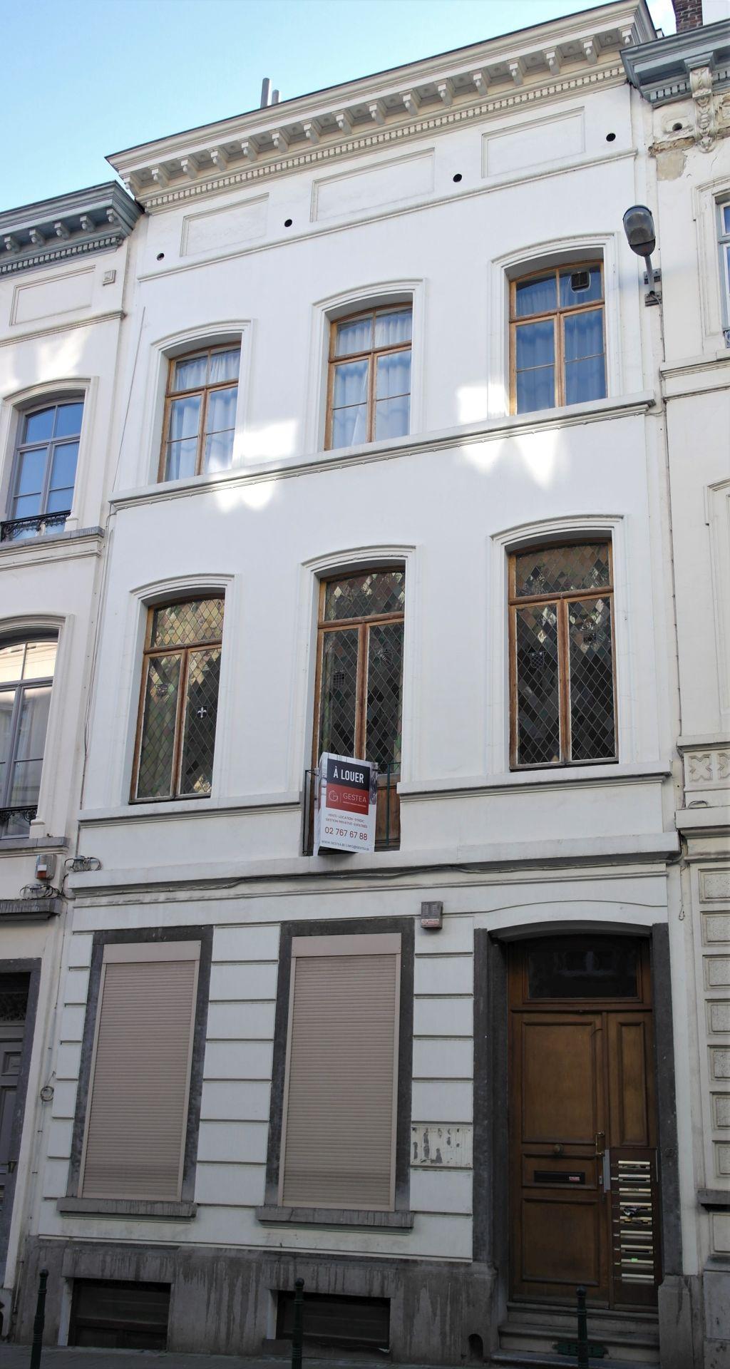 Rue de Spa 15, 2020