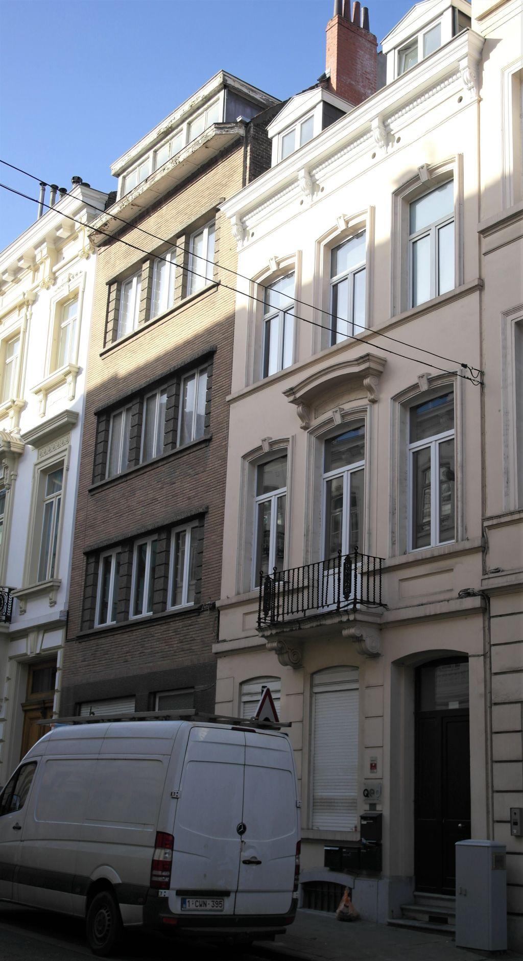 Rue de Spa 28, 2020