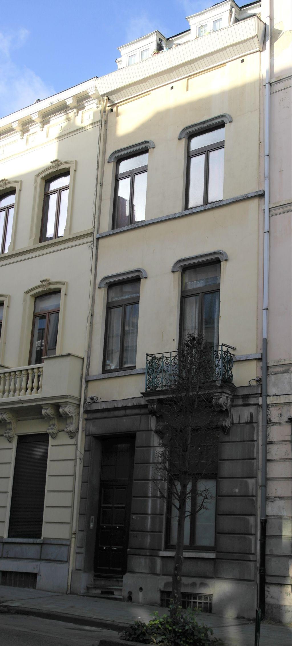 Rue de Spa 44, 2020