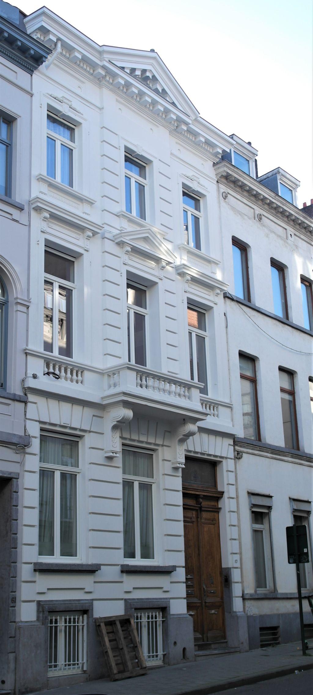 Rue de Spa 59, 2020