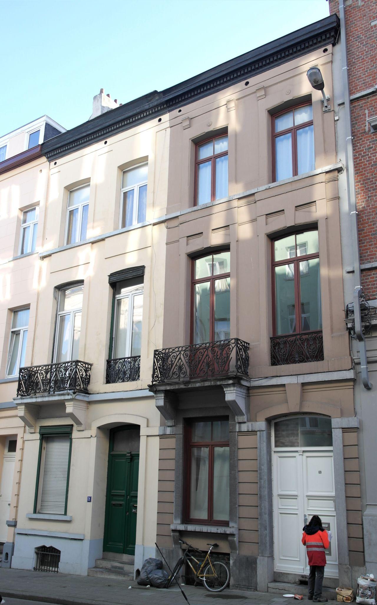 Rue de Spa 69, 71, 2020