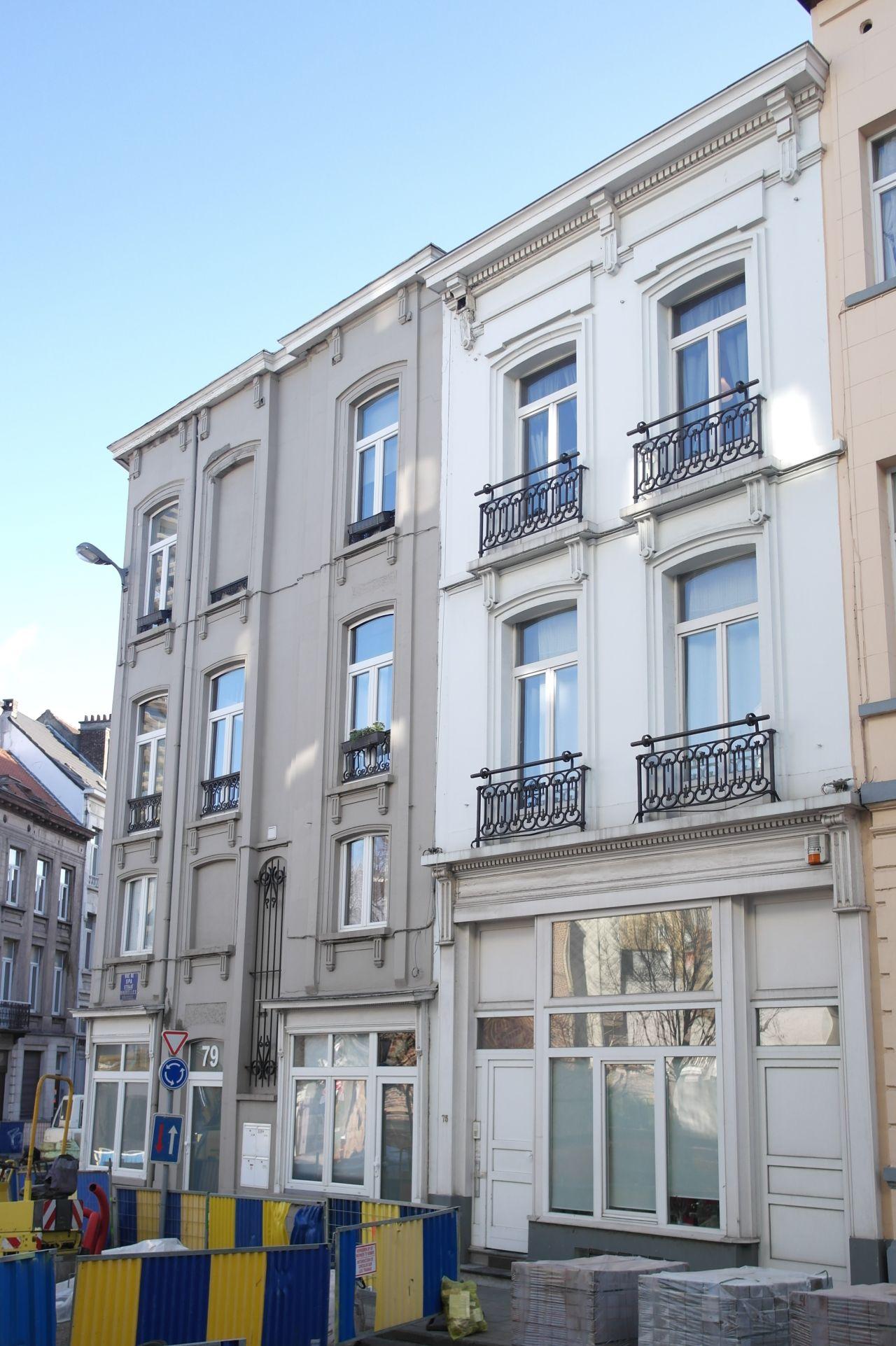 Rue de Spa 75-77, 79, 2020