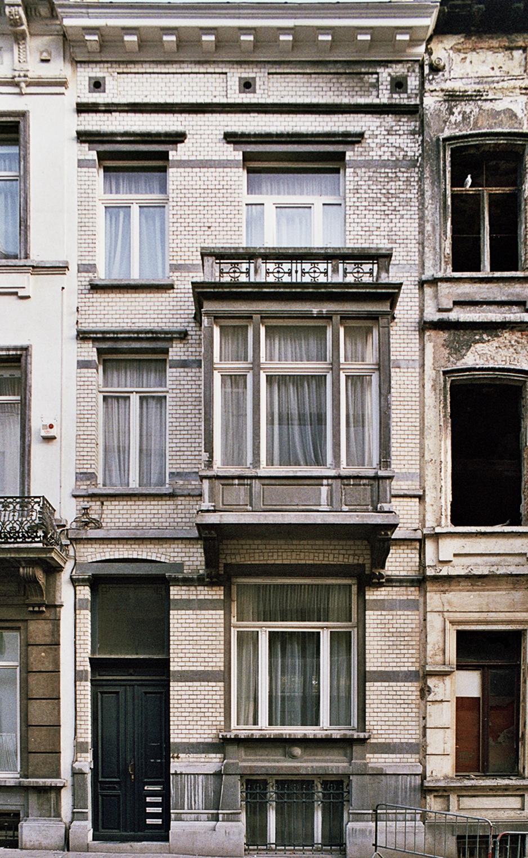 Rue Stevin 44., 2009