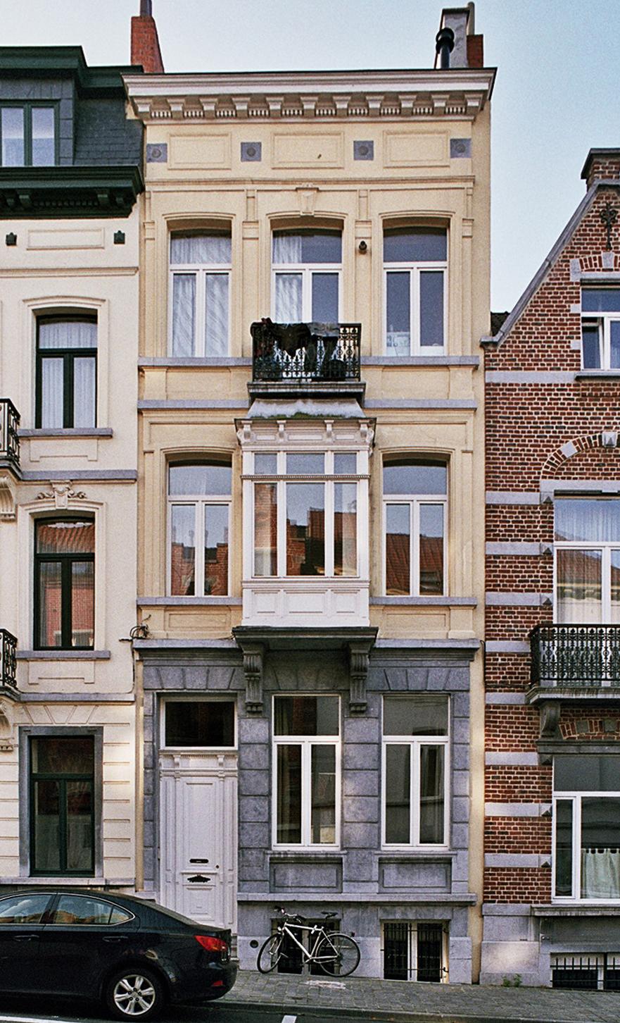 Rue Stevin 73., 2009