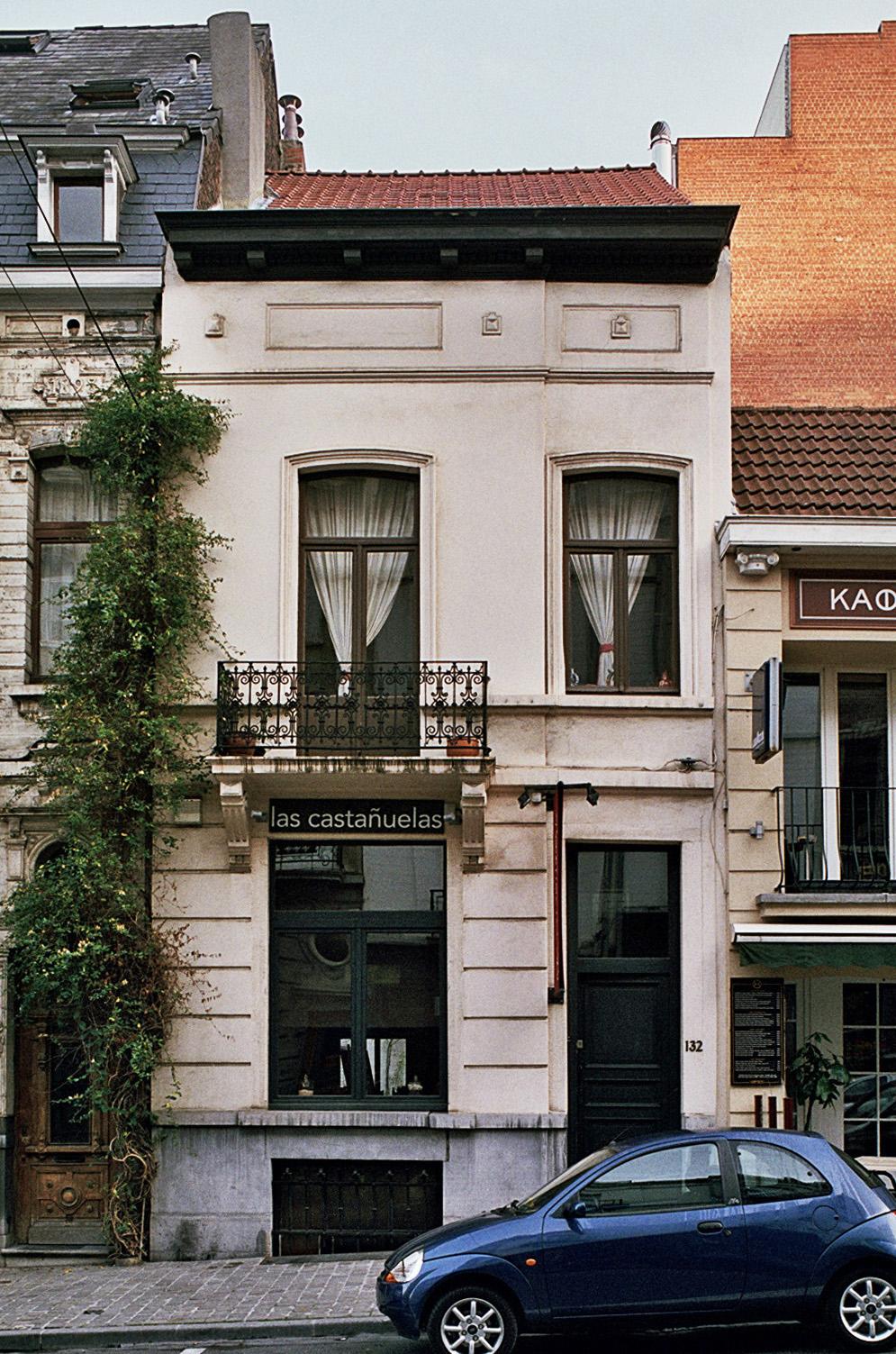 Rue Stevin 132., 2009