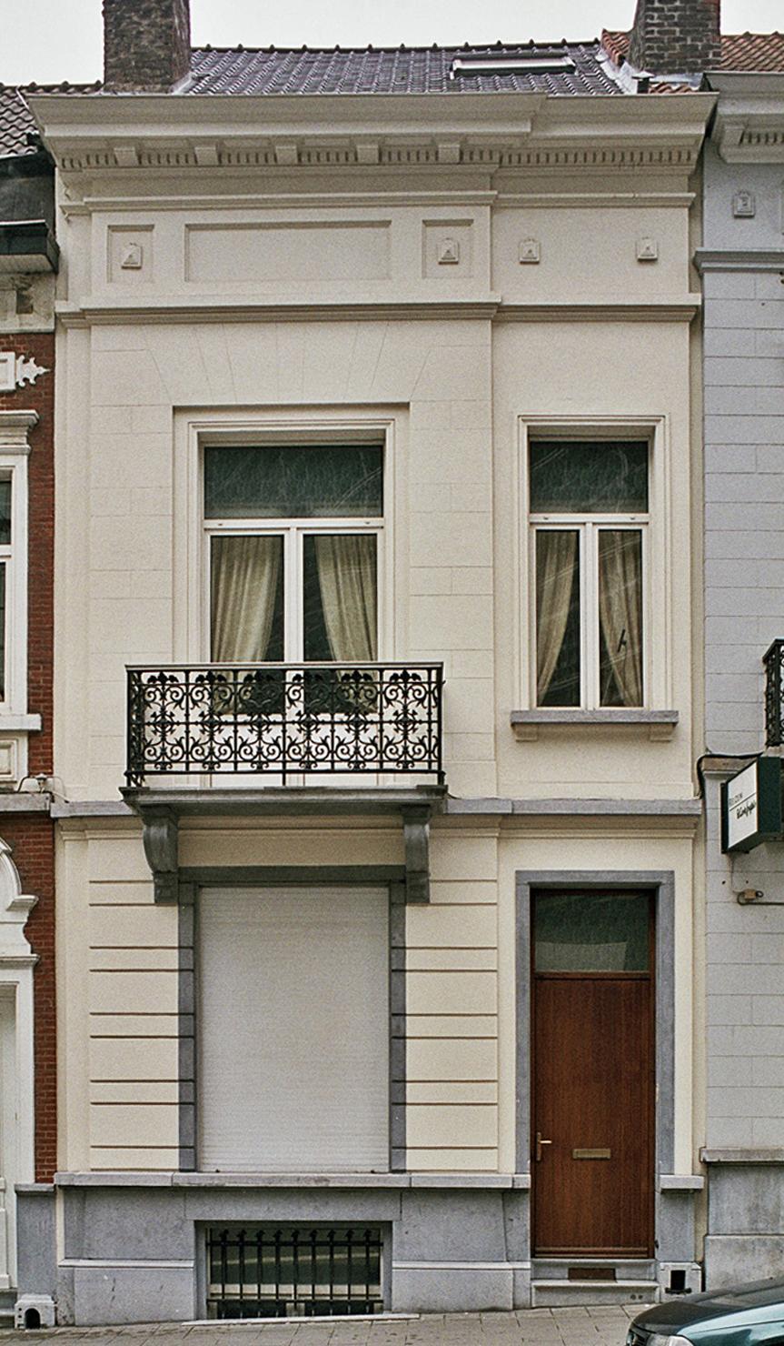 Rue Stevin 164., 2009