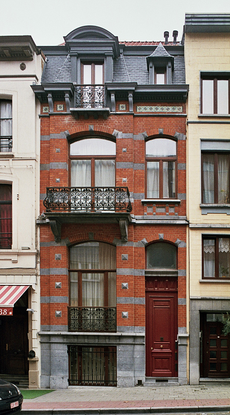 Rue Stevin 182., 2009