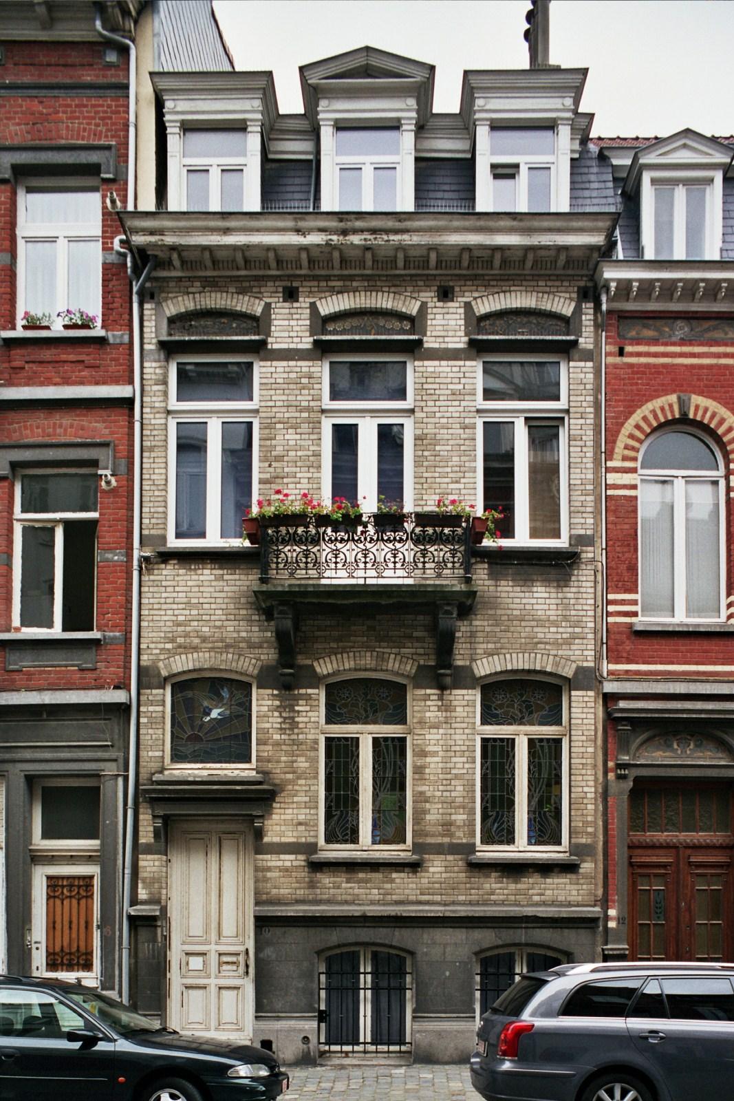 Rue Van Campenhout 10., 2007