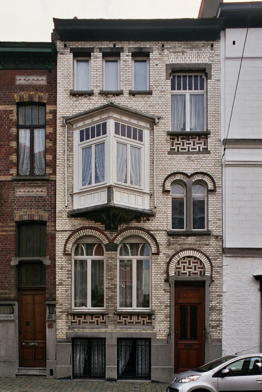 Rue Van Campenhout 45., 2007