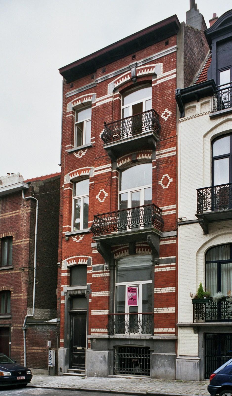 Van Campenhoutstraat 68., 2007