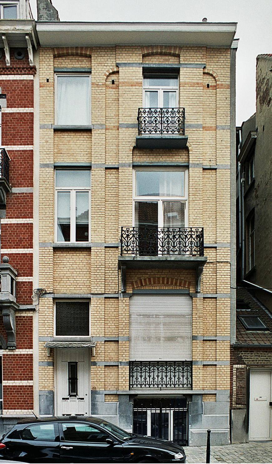 Rue Van Ostade 22., 2009