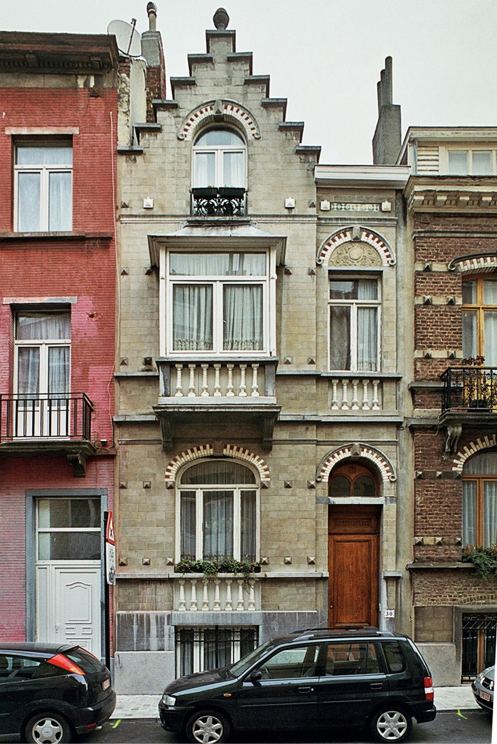 Rue Van Ostade 30., 2009