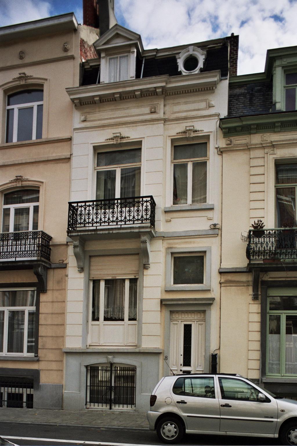 Rue Véronèse 8., 2008