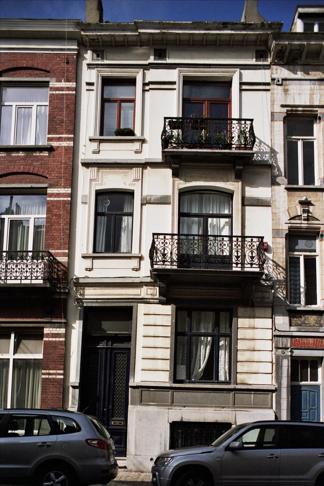 Rue Véronèse 17., 2008