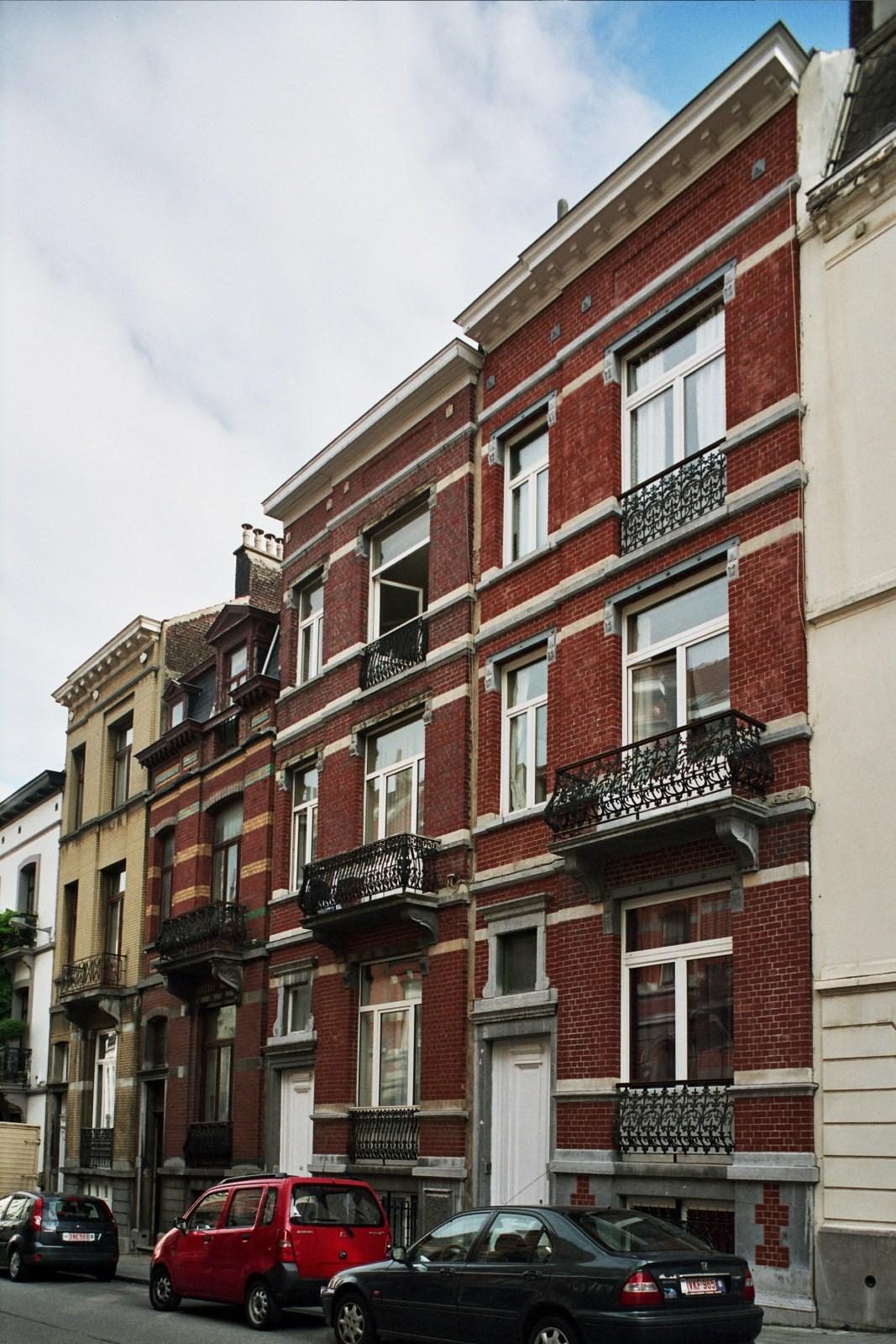 Rue Véronèse 42 et 44., 2008