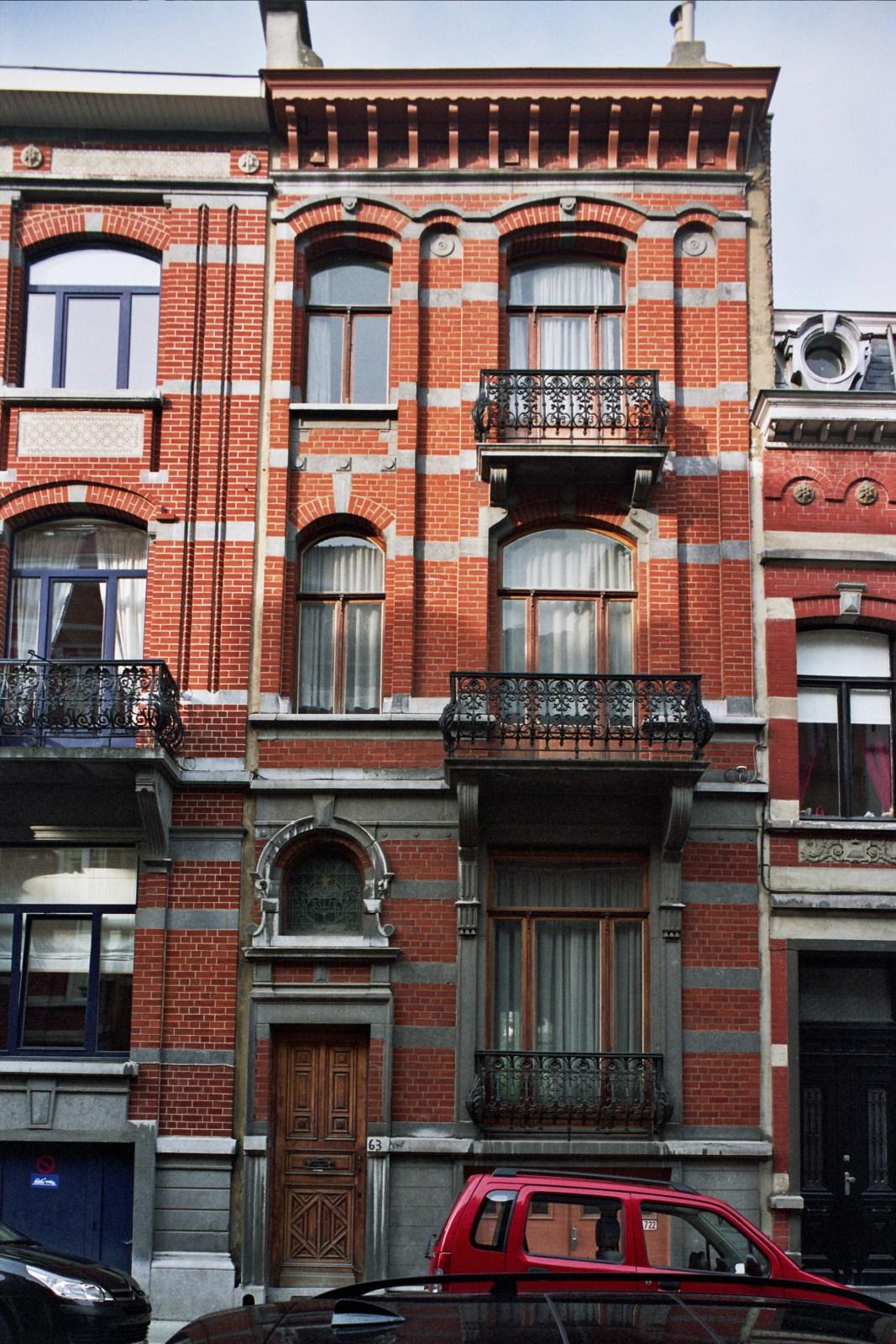 Rue Véronèse 63., 2008