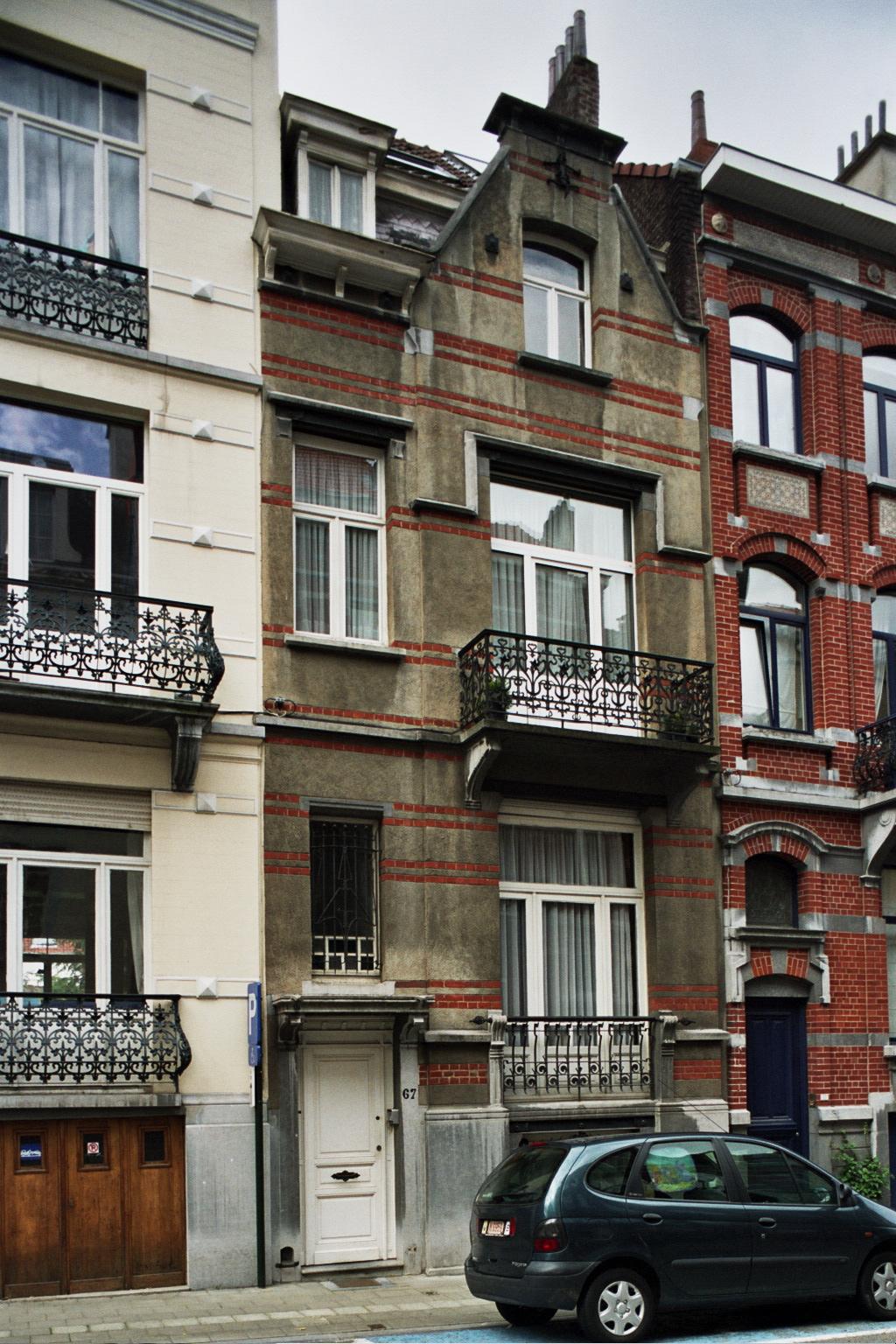 Rue Véronèse 67., 2008