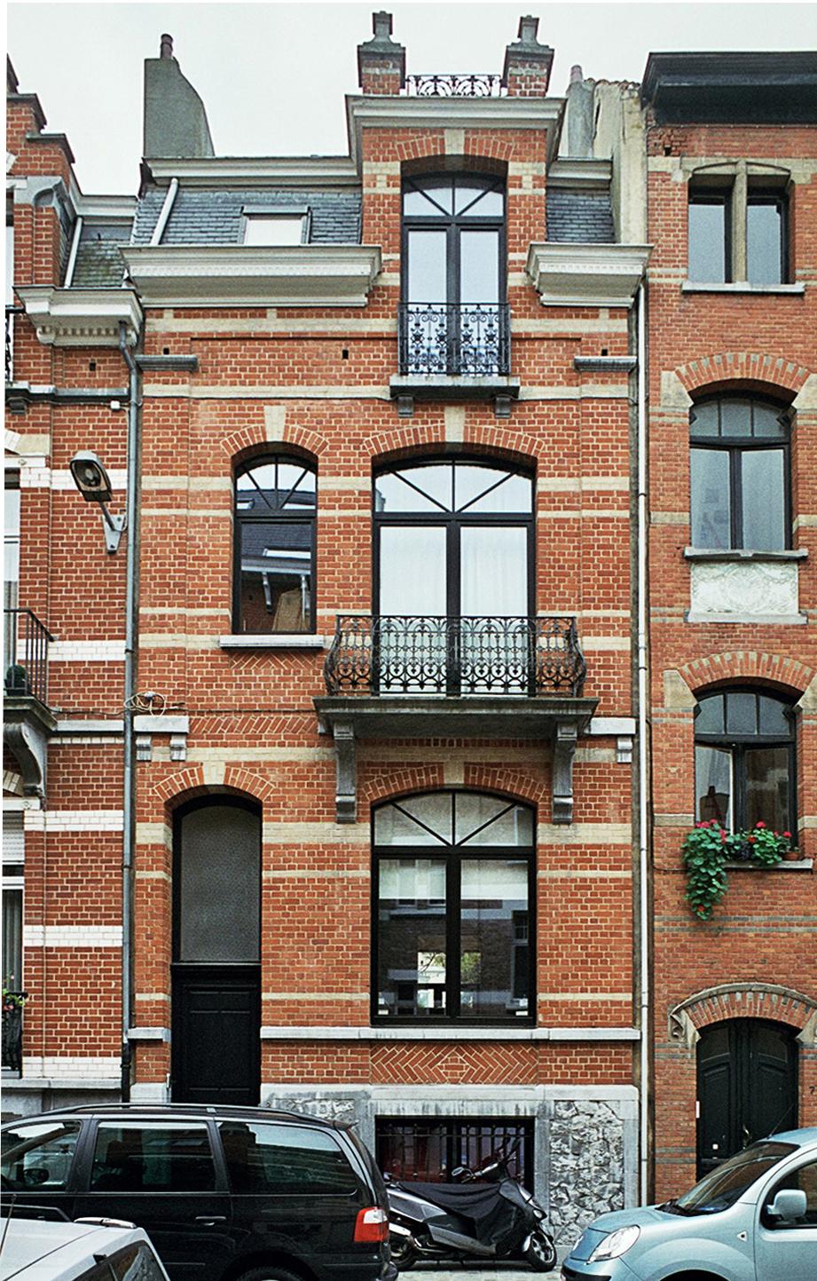 Rue Wappers 9., 2009