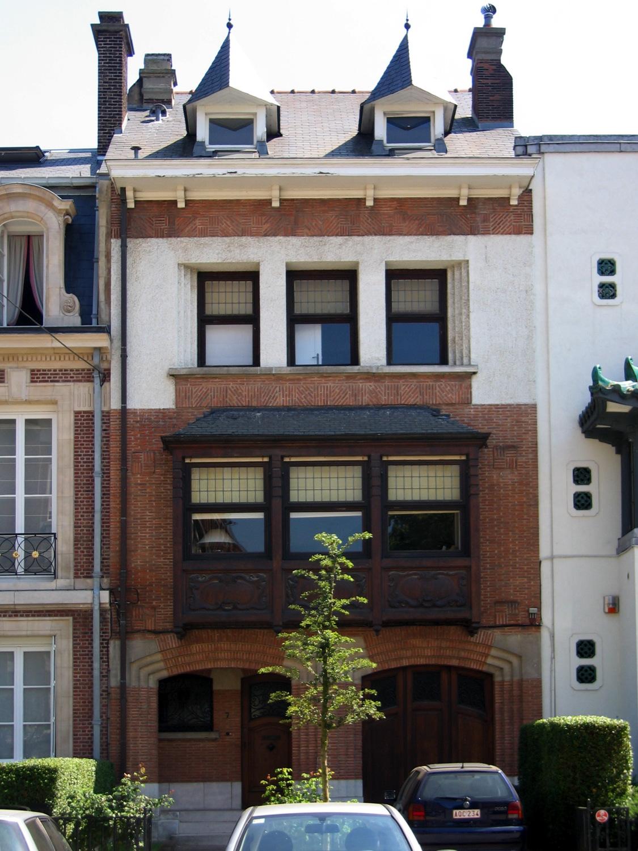 Avenue Antoine Depage 7., 2006