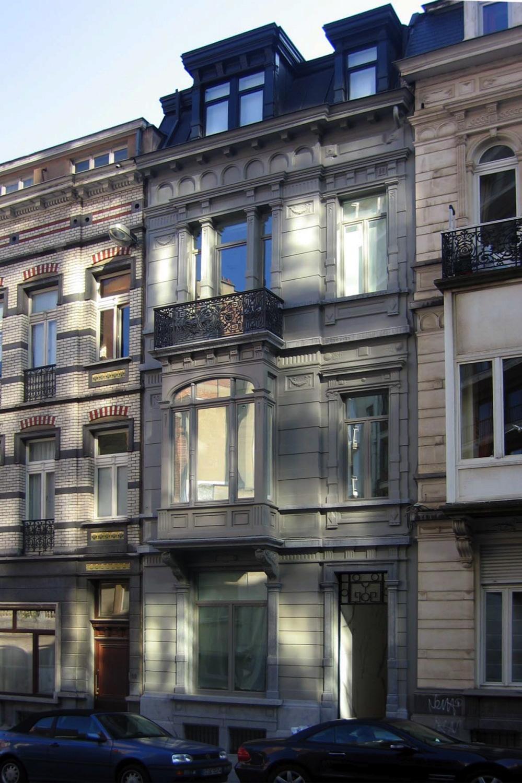 Rue de l'Aurore 54., 2005