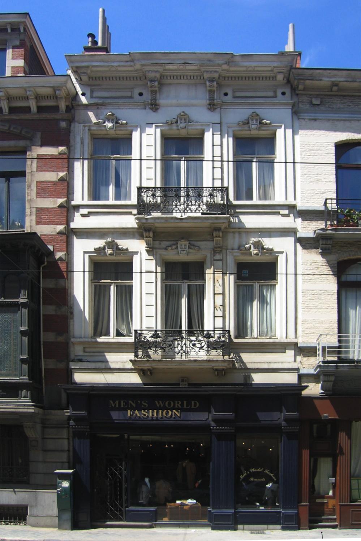 Rue du Bailli 7., 2005