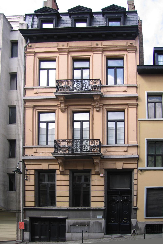 Rue du Beau Site 11., 2005