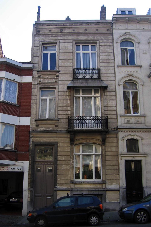 Bellevuestraat 50., 2005